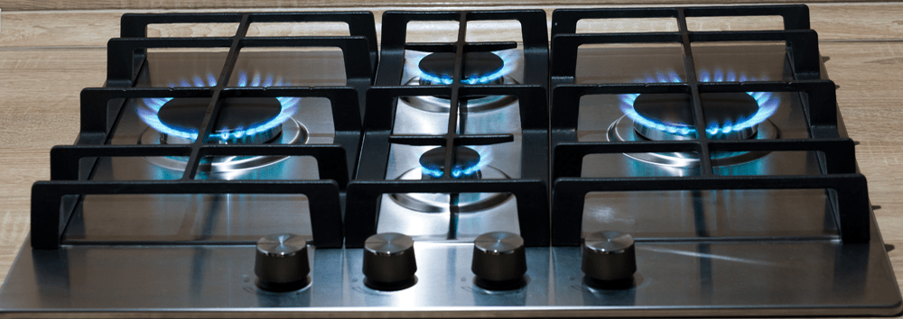 Ashton Gas Cookers Hobs